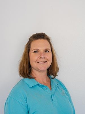Director of Resident Services Rachel Pelt