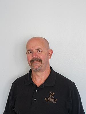 Director of Maintenance Timothy Barrett